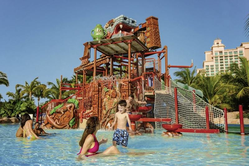 Atlantis Paradise Island - The Royal Pool