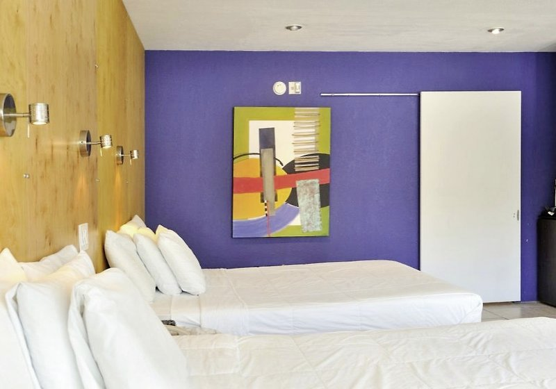 Motel Blue Marlin Wohnbeispiel