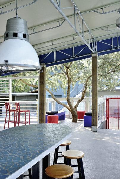 Motel Blue Marlin Hallenbad