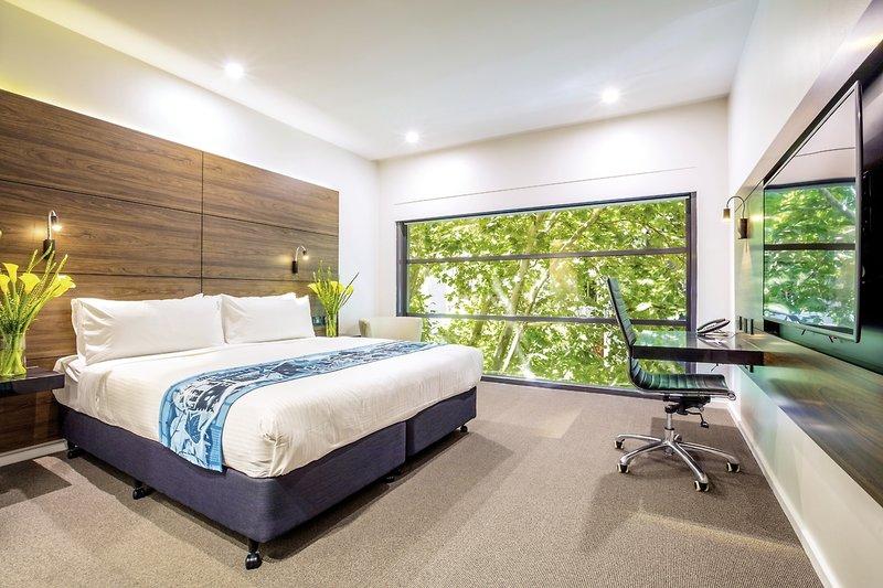 Holiday Inn on Flinders Wohnbeispiel