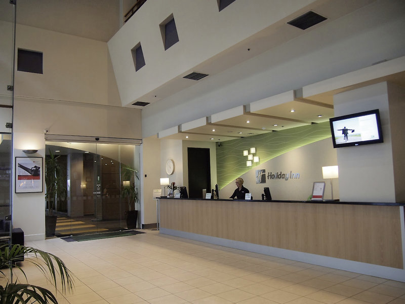 Holiday Inn on Flinders Lounge/Empfang