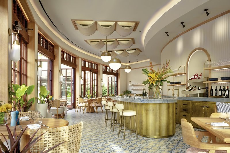 Rosewood at Baha Mar Lounge/Empfang