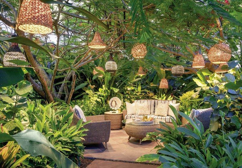 Rosewood at Baha Mar Garten