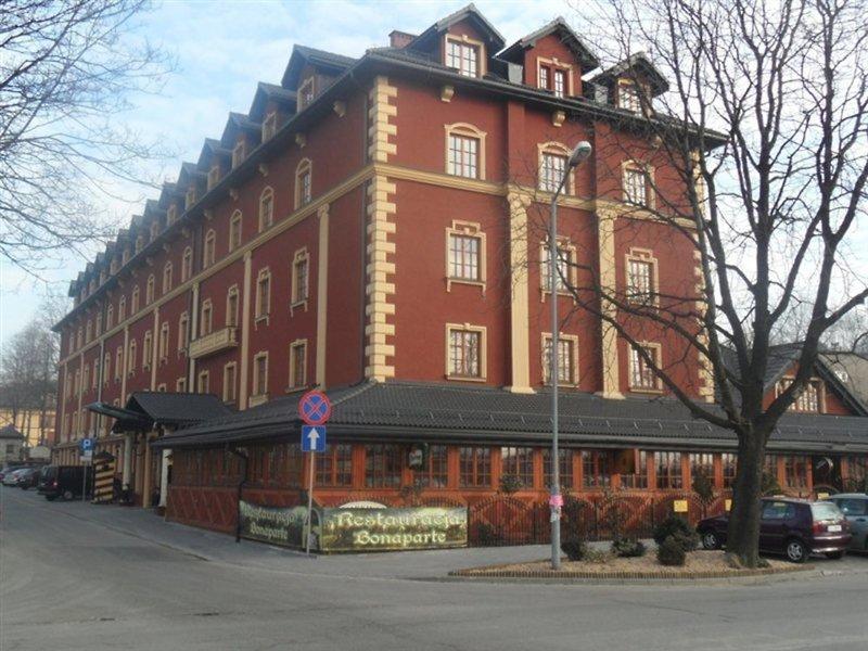 Diament Arsenal Palace Katowice/Chorzow Außenaufnahme