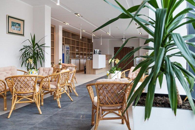 Sunset SPA Lounge/Empfang