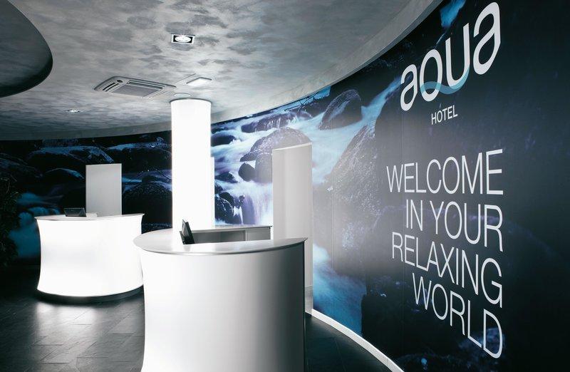 Aqua Lounge/Empfang