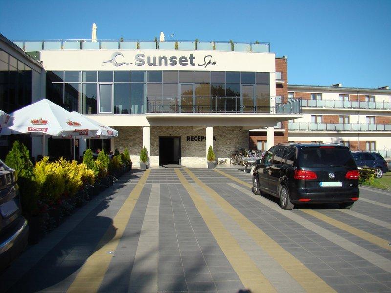 Sunset SPA Außenaufnahme
