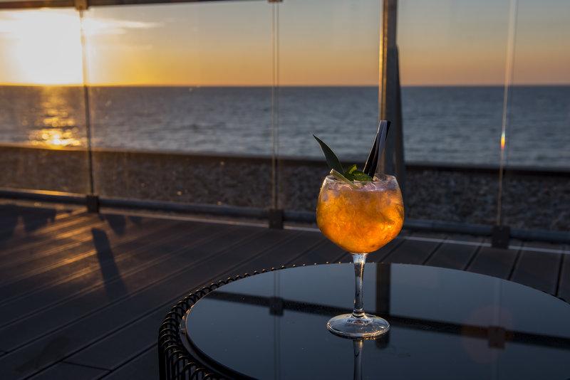 Baltivia Sea Resort Lounge/Empfang