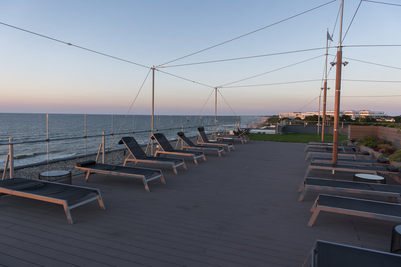 Baltivia Sea Resort Sport und Freizeit