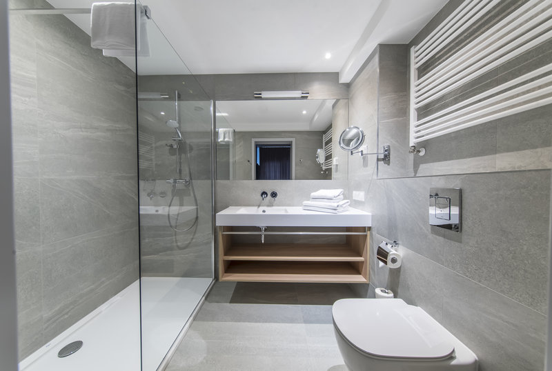 Baltivia Sea Resort Badezimmer