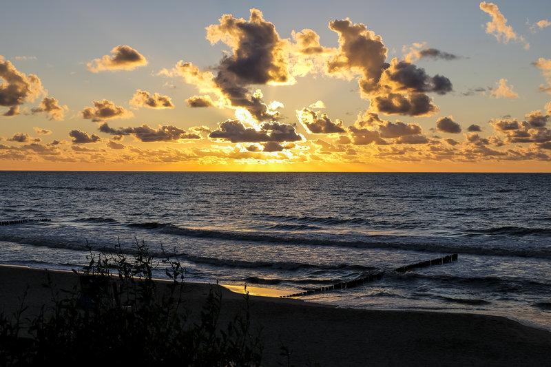 Baltivia Sea Resort Landschaft