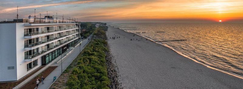 Baltivia Sea Resort Strand