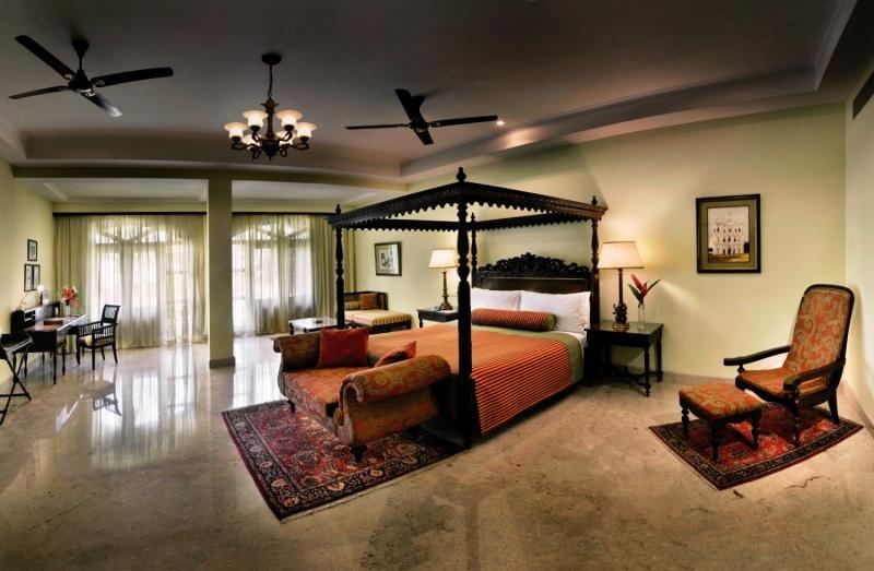The LaLiT Golf & Spa Resort Goa Wohnbeispiel