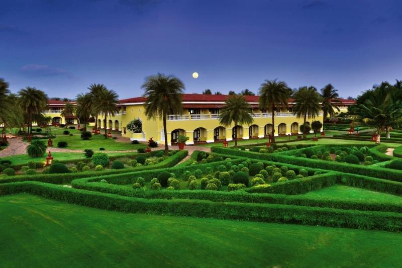 The LaLiT Golf & Spa Resort Goa Außenaufnahme