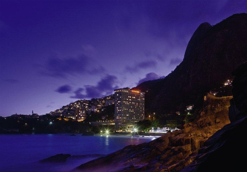 Sheraton Grand Rio Hotel & Resort Außenaufnahme