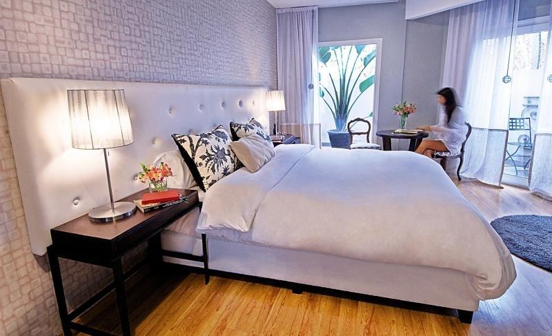 Nuss Hotel Buenos Aires Soho Wohnbeispiel