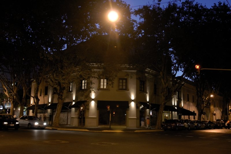 Nuss Hotel Buenos Aires Soho Außenaufnahme