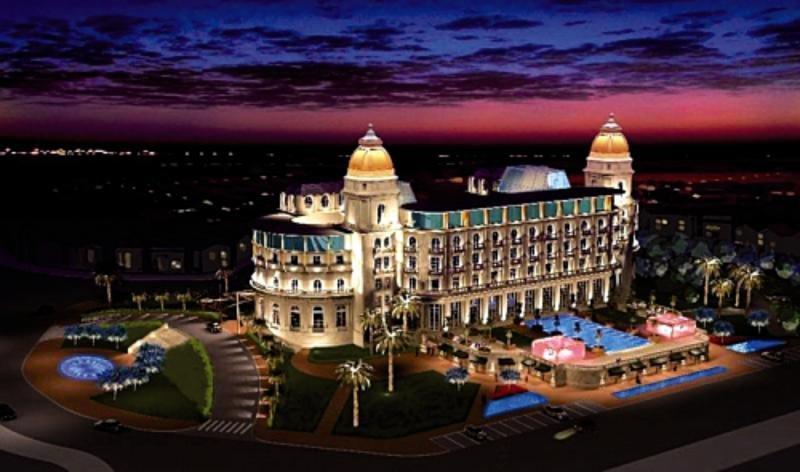 Sofitel Montevideo Casino Carrasco & Spa Außenaufnahme