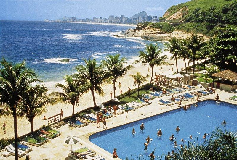 Sheraton Grand Rio Hotel & Resort Pool