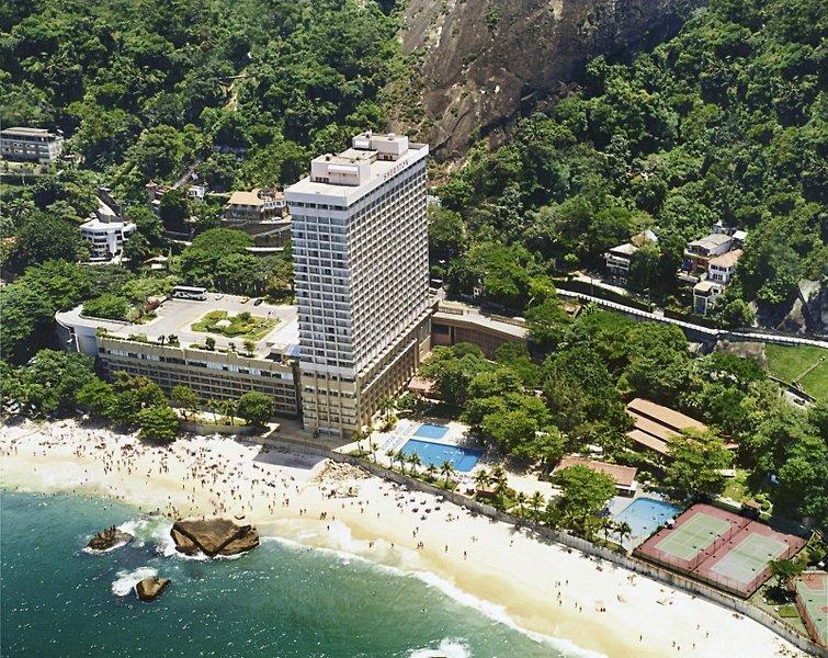 Sheraton Grand Rio Hotel & Resort Landschaft