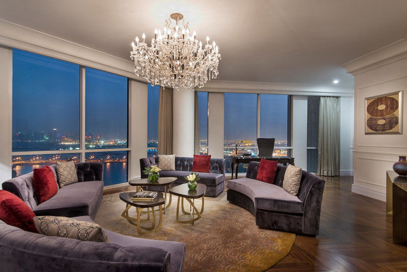 The Ritz-Carlton Doha Lounge/Empfang