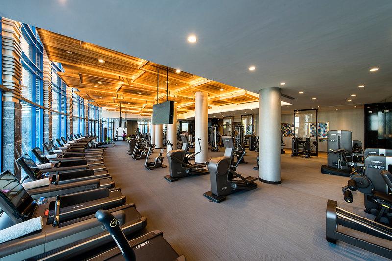 The Ritz-Carlton Doha Sport und Freizeit