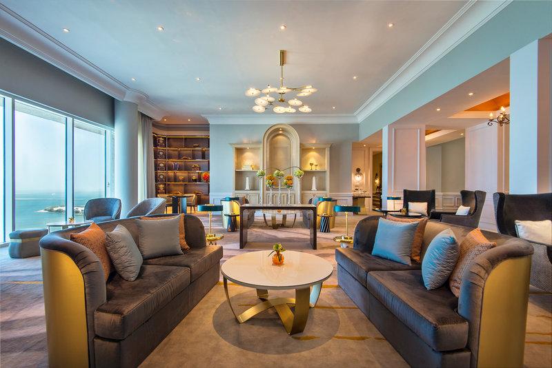 The Ritz-Carlton Doha Wohnbeispiel
