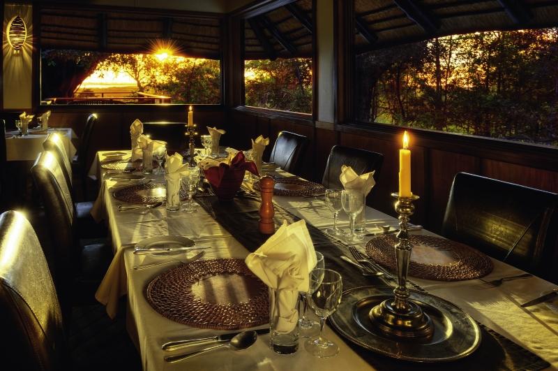 Camp Moremi Restaurant