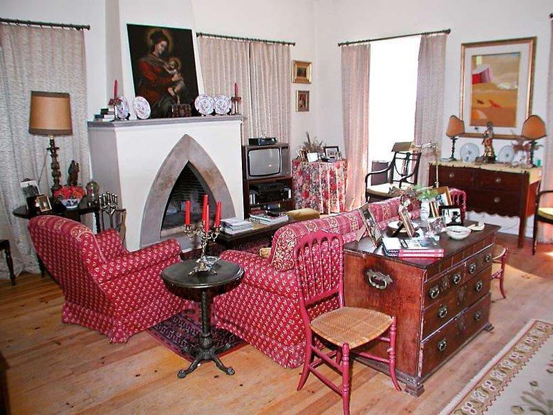 Casa Do Castelo Lounge/Empfang