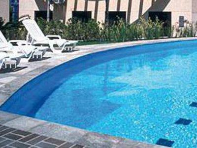 Blue Tree Towers Analia Franco Pool