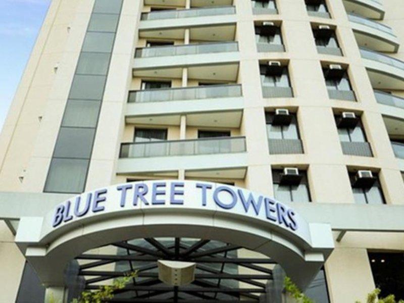 Blue Tree Towers Analia Franco Außenaufnahme