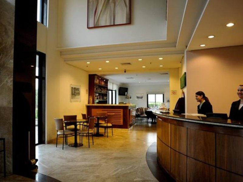 Blue Tree Towers Analia Franco Lounge/Empfang