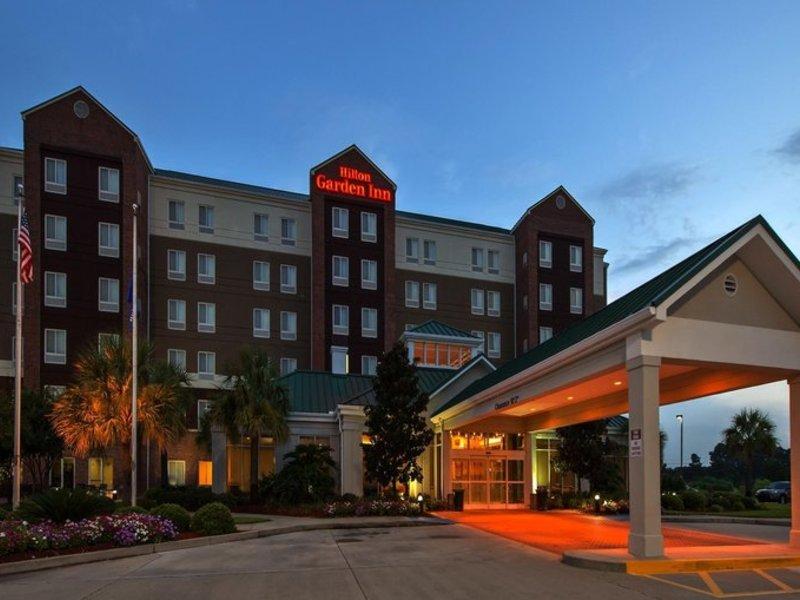 Hilton Garden Inn Lafayette / Cajundome Außenaufnahme