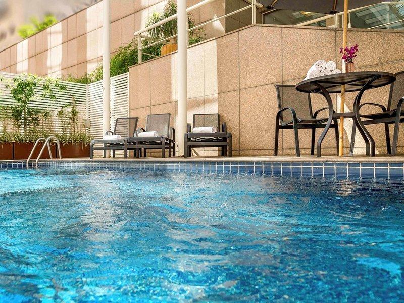 Pullman Sao Paulo Ibirapuera Pool