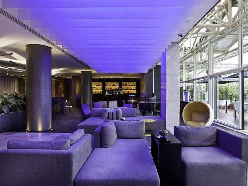 Pullman Sao Paulo Ibirapuera Lounge/Empfang