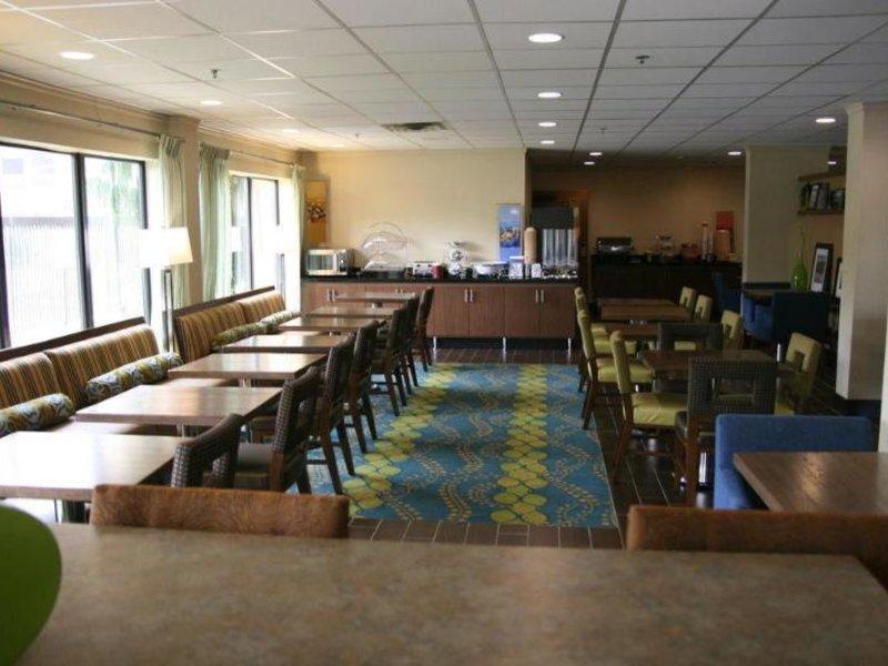 Hampton Inn Bellingham-Airport Restaurant