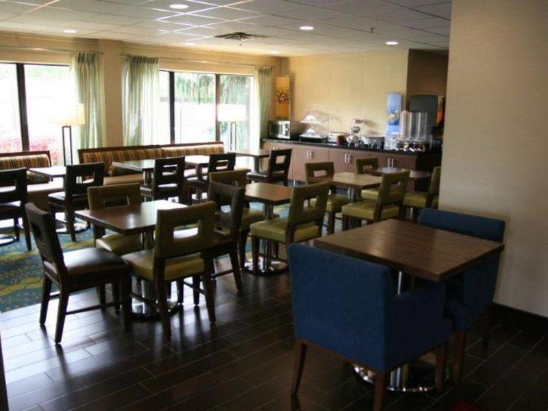 Hampton Inn Bellingham-Airport Bar