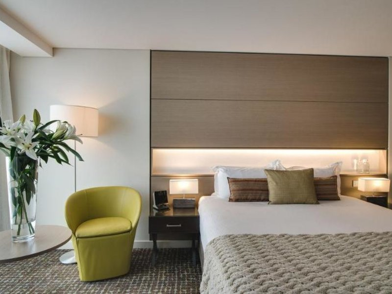 The Point Hotel Brisbane Wohnbeispiel