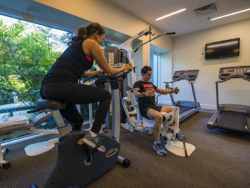The Point Hotel Brisbane Sport und Freizeit