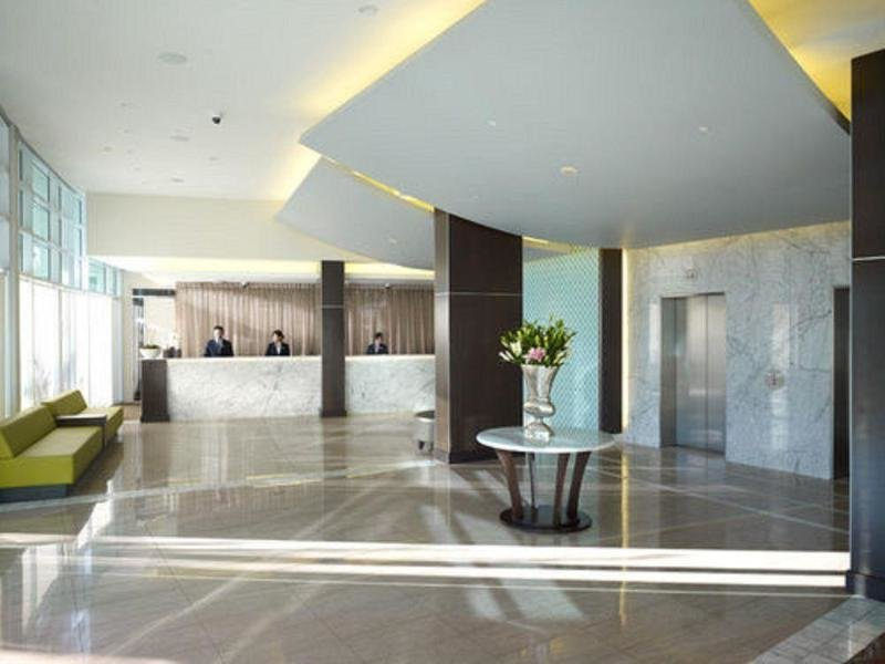 The Point Hotel Brisbane Lounge/Empfang