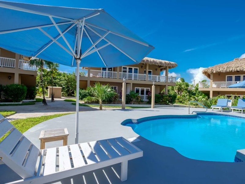 Sapphire Beach Resort Pool