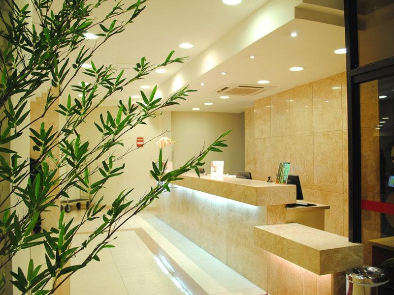 Paulista Wall Street Suites Badezimmer