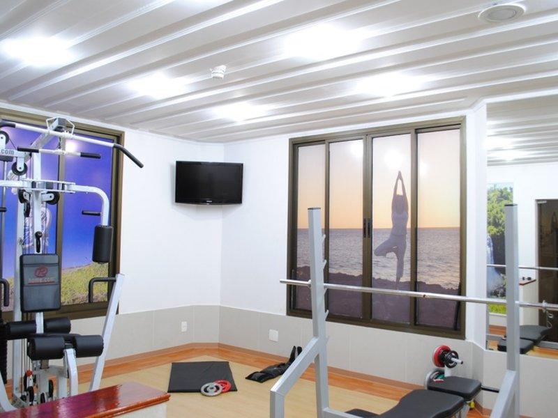 Paulista Wall Street Suites Sport und Freizeit