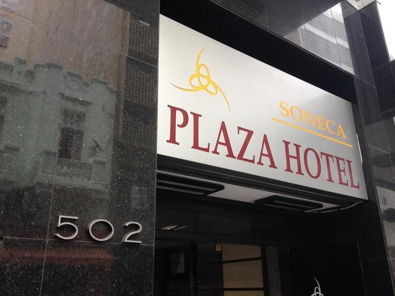 Soneca Plaza Außenaufnahme