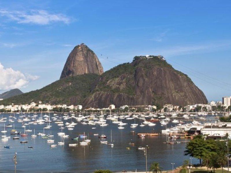 Yoo2 Rio De Janeiro Landschaft