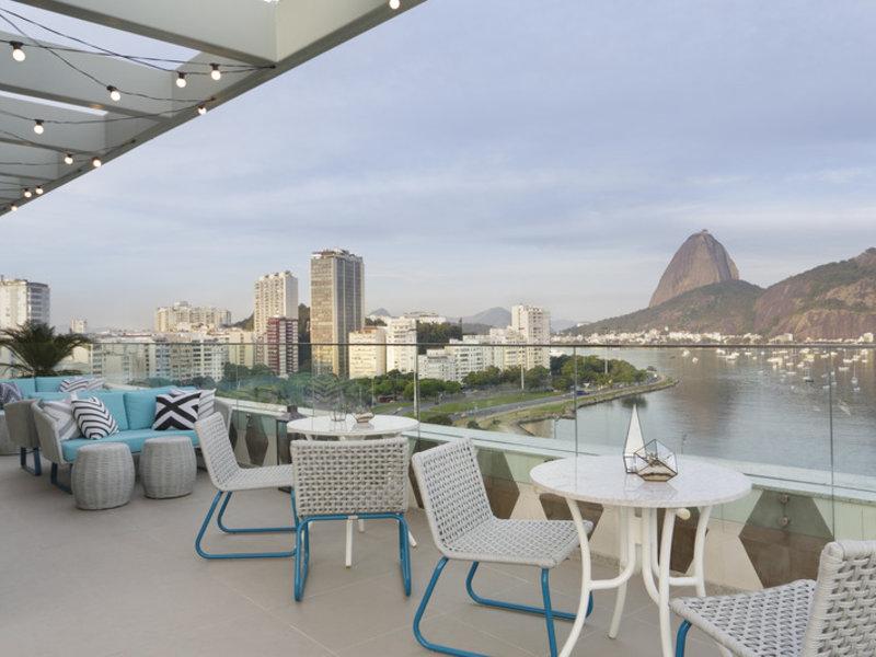 Yoo2 Rio De Janeiro Terrasse