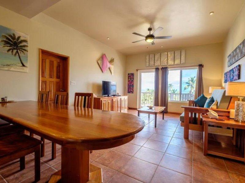 Sapphire Beach Resort Lounge/Empfang