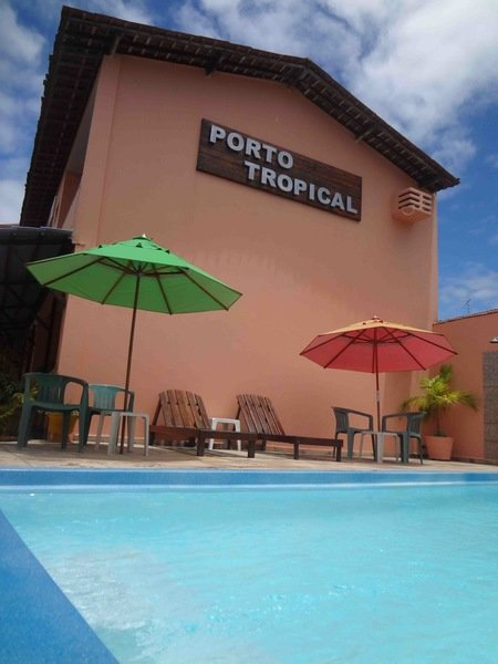 Pousada Porto Tropical Pool
