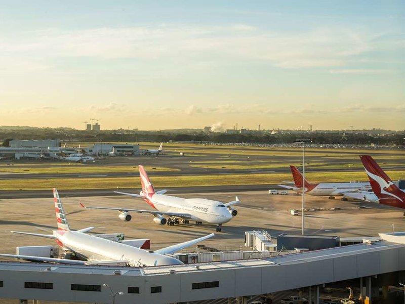 Rydges Sydney Airport Außenaufnahme