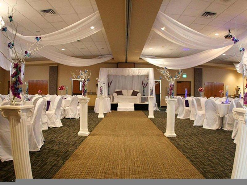 Hampton Inn Bellingham-Airport Konferenzraum